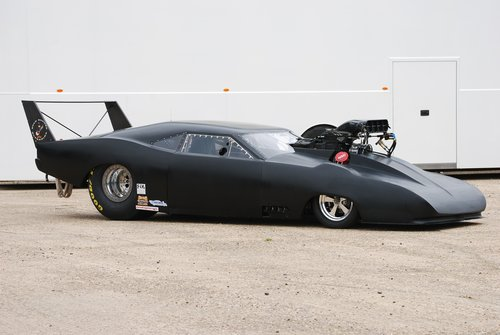 Plymouth Superbird Pro Mod